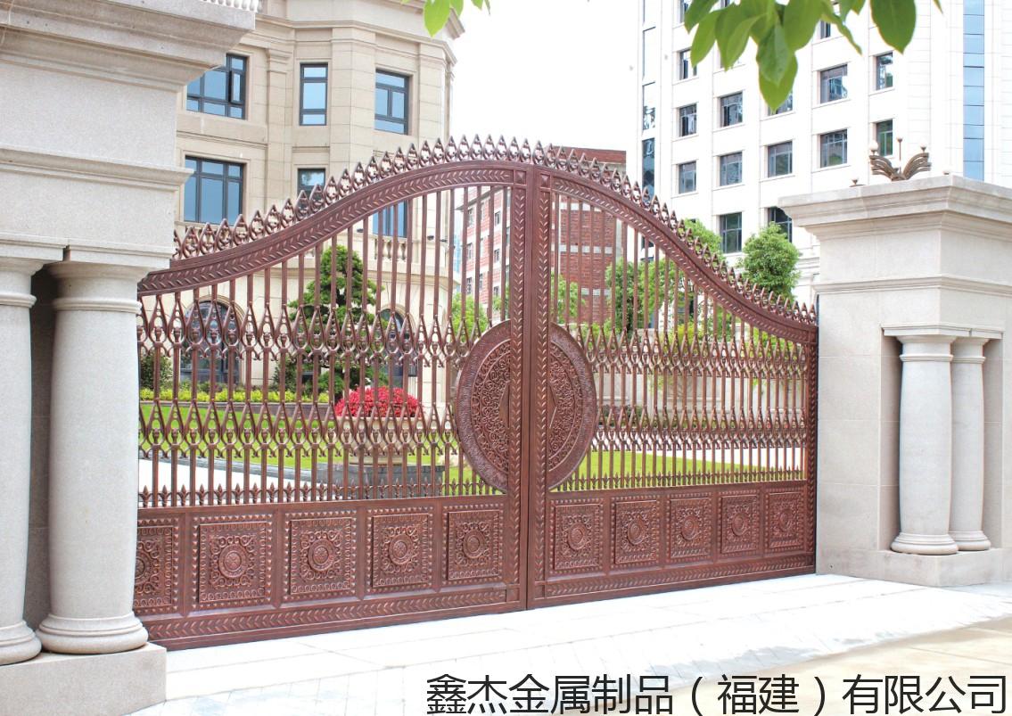 庭院铸铝门6016-5