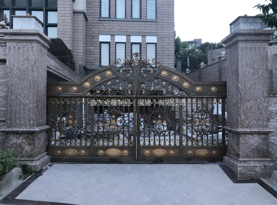 庭院铸铝门  6037-1
